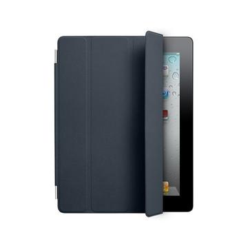 Чехол Apple Smart Cover Navy (кожа, MC949, для iPad2)