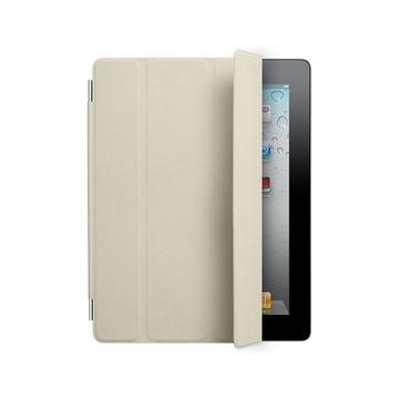 Чехол Apple Smart Cover Cream (кожа, MC952, для iPad2)