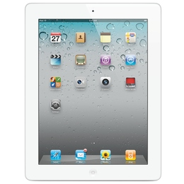 Apple iPad2 16GB White (MC979RS, WiFi)