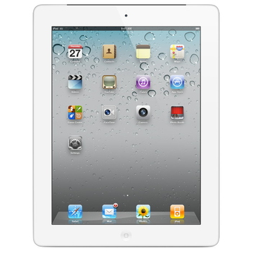 Apple iPad2 64GB White (MC984RS, WiFi, 3G, РСТ)