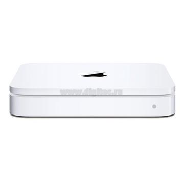 Apple Time Capsule 3TB (беспроводная точка доступа)