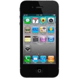 Сотовый телефон iPhone 4G 8GB Black (MD128RR)