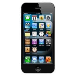Сотовый телефон iPhone 5 32GB Black (MD299)