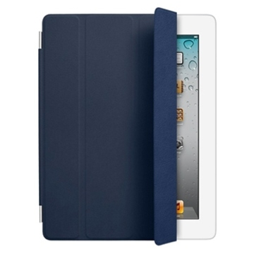 Чехол Apple Smart Cover Navy (для iPad2, полиуретан, MD303)