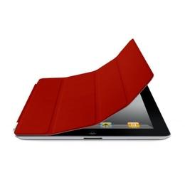 Чехол Apple Smart Cover Red (для iPad2/3/4, полиуретан, MD304)