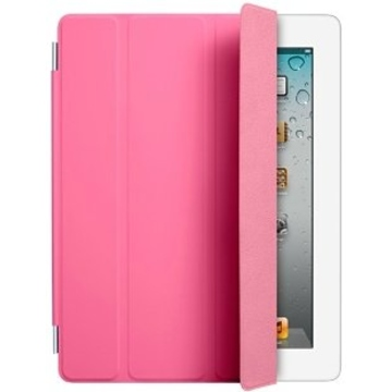 Чехол Apple Smart Cover Pink (для iPad2/3/4, полиуретан, MD308)