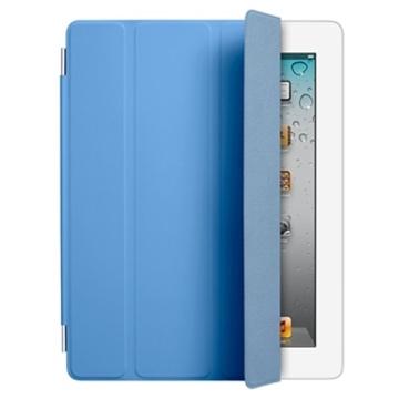 Чехол Apple Smart Cover Blue (для iPad2/3/4, полиуретан, MD310)