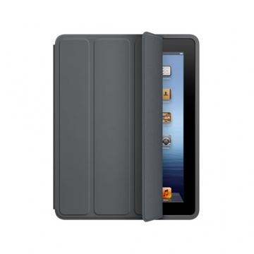 Чехол Apple Smart Case Dark Grey (для iPad3/4, полиуретан, MD454)