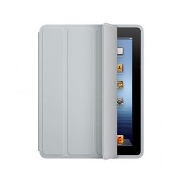 Чехол Apple Smart Case Light Grey (для iPad3/4, полиуретан, MD455)
