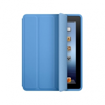 Чехол Apple Smart Case Blue (полиуретан, MD458FE/A, для iPad2/3)