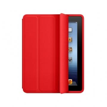 Чехол Apple Smart Case Red (полиуретан, MD579FE/A, для iPad2/3)