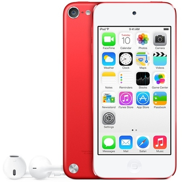 Apple iPod Touch 5th Gen 32GB Red