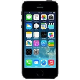 Сотовый телефон iPhone 5S 16GB Space Grey A1530 (ME432, ZP)