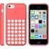 Футляр Apple iPhone 5C Case Pink MF036