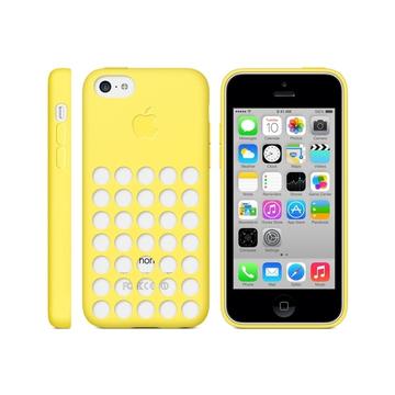 Футляр Apple iPhone 5C Case Yellow MF038