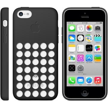 Футляр Apple iPhone 5C Case Black MF040