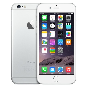 iPhone 6 16GB Silver A1549 (MG482, USA)