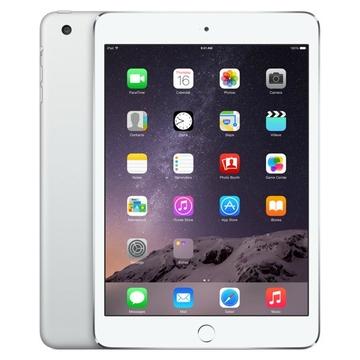 Apple iPad Mini 3 128Gb Wi-Fi + Cellular Silver