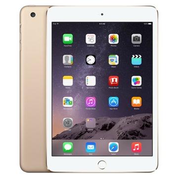 Apple iPad Mini 3 64Gb Wi-Fi + Cellular Gold