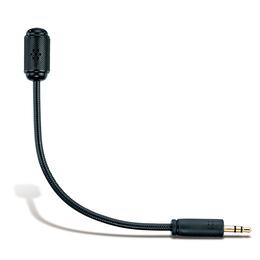 Genius MIC-02A Black (всенаправленный, вращение 360 градусов)