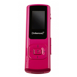 MP3-плеер Intenso Twister 4GB Pink