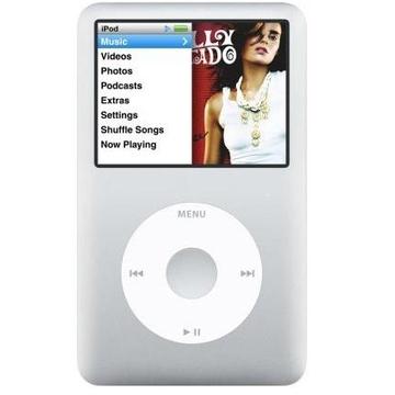 Плеер Apple iPod Classic 2nd Gen 160GB