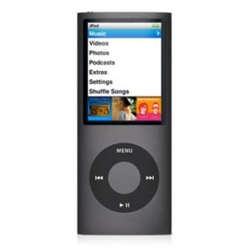 Apple iPod Nano 4th Gen 16GB Charcoal