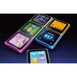 Плеер Apple iPod Nano 6th Gen 16GB Silver (MC526LL/A)