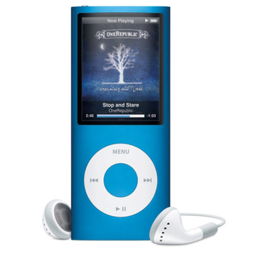 Apple iPod Nano Chromatic 16GB Blue