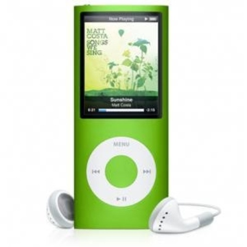Apple iPod Nano Chromatic 16GB Green