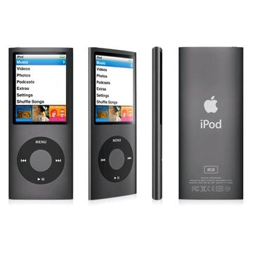 Apple iPod Nano Chromatic 8GB Black