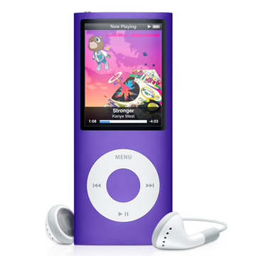 Apple iPod Nano Chromatic 8GB Violet