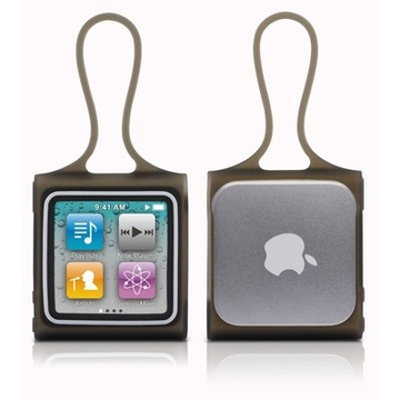 Чехол Bone Nano Wrap Black (для iPod Nano)