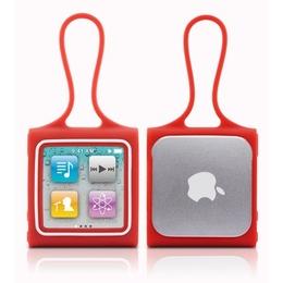 Чехол Bone Nano Wrap Red (для iPod Nano)