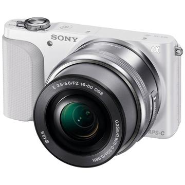 Sony NEX-3NL Kit 16-50mm White
