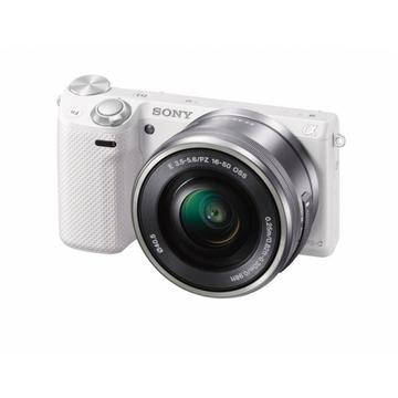 Sony NEX-5TL Kit 16-50mm White