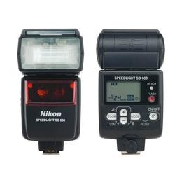 Nikon SB-600 (AF-TTL, Speedlight)
