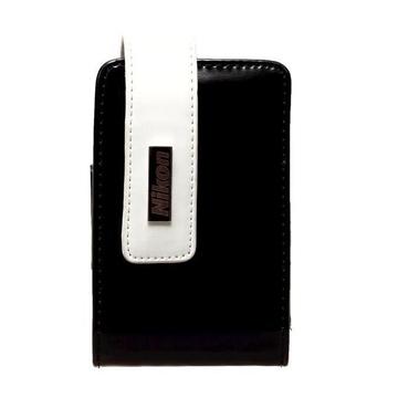 Чехол для фотоаппарата Nikon CS-S26 Black (для Nikon S400/S2500/S3000/S3100/S4100, иск. кожа)