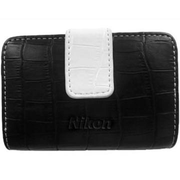 Чехол для фотоаппарата Nikon CS-S37 (для Nikon S6200/S6300, нат. кожа)