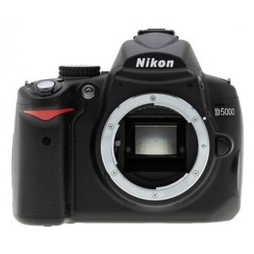 Nikon D5000 Kit 18-200mm VR-II