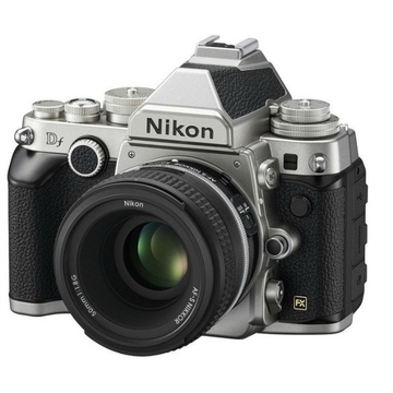 Nikon DF Kit 50mm Silver