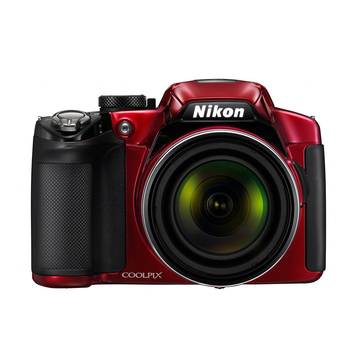 Nikon Coolpix P510 Red Kit Case CS-P08