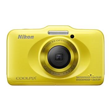 Nikon Coolpix S31 Yellow