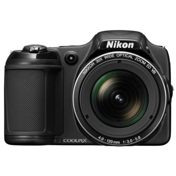 Nikon Coolpix L820 Black Kit 8Gb SD