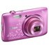 Nikon Coolpix S3600 Pink Lineart