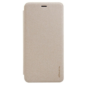 Чехол Nillkin Flip Cover Gold (для Meizu M5)