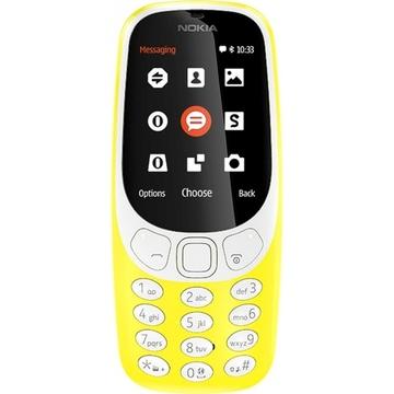 Nokia 3310 2017 Dual Yellow