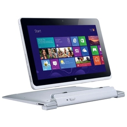 "Acer Iconia Tab W511 64GB Dock Silver (Win8, 10.1"", 8Mp, Wi-Fi, BT, GPS/Глонасс)"