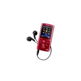 "Sony NWZ-E373 4GB Red (1.77"" TFT, FM радио, эквалайзер, наушники MDR-E804YLA)"