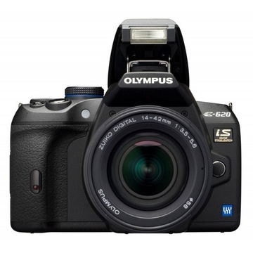 Olympus E-620 Kit 14-42mm, 40-150mm EZ